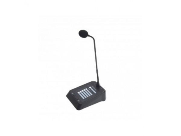 Настольный микрофон для 5 зон Page Station 5x