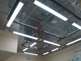Светильники для торговых залов