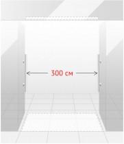Акустомагнитная противокражная система Detex Line Invisible 3 v 2.0