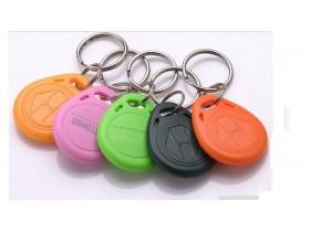 Ключи, брелоки, карты доступа
