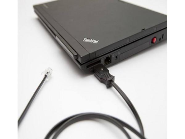 Датчик USB с микрокнопкой