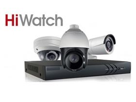 IP видеонаблюдение Hiwatch