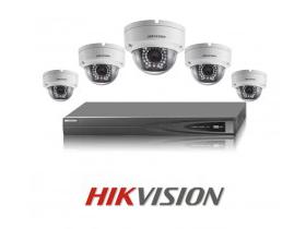 IP видеонаблюдение Hikvision